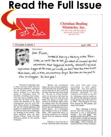 April 1992 Issue