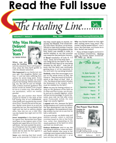 May 1994 Issue