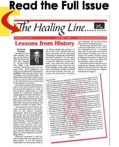 December 1994 Issue