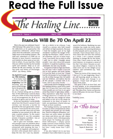 April 1995 Issue