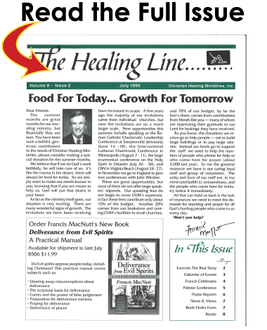 July 1995 Issue