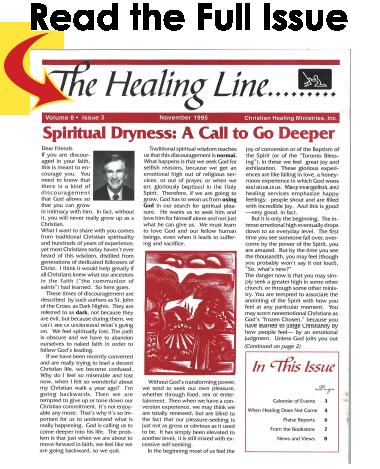 November 1995 Issue