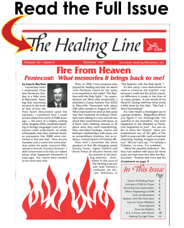 Summer 1997 Issue
