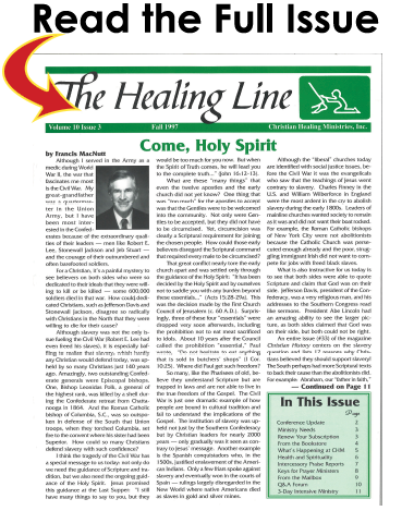 Fall 1997 Issue