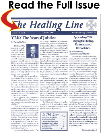 Winter 1999 Issue