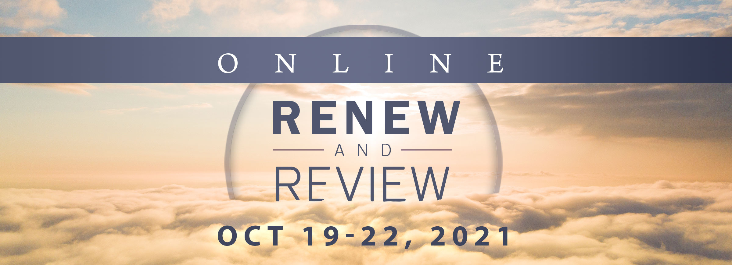 Renew and Review Online Oct 2021