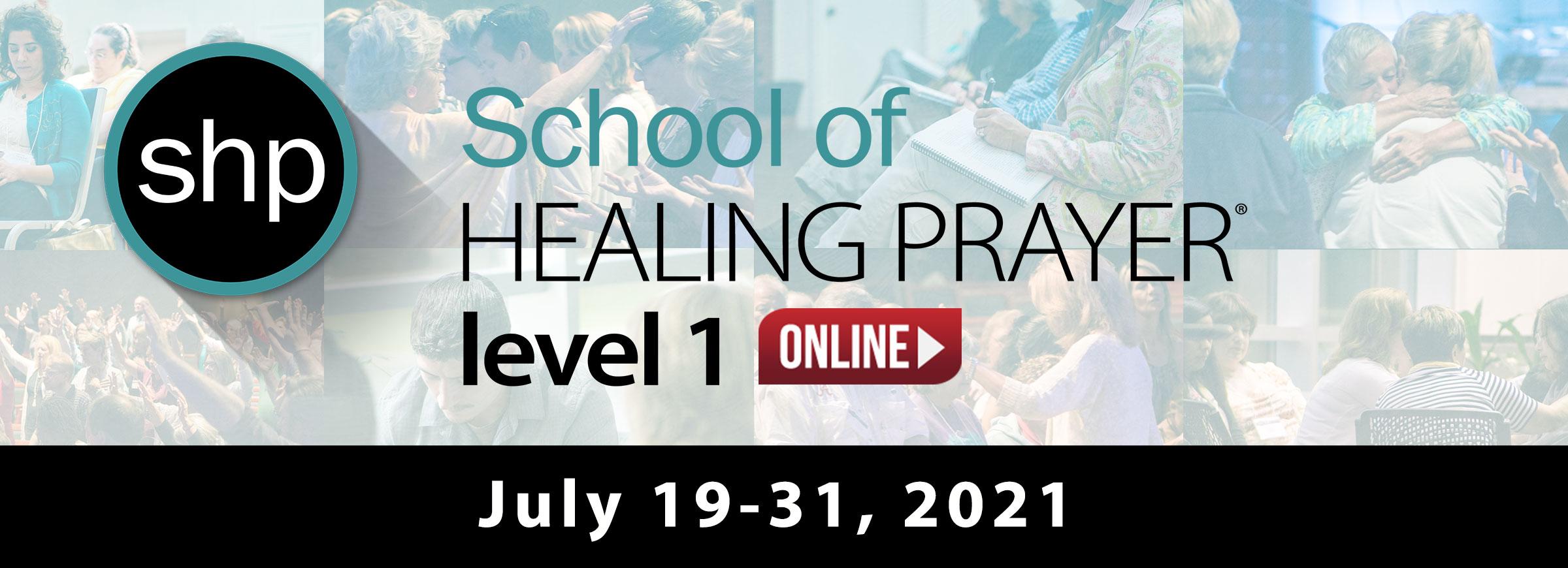 SHP Level 1 Online July 2021