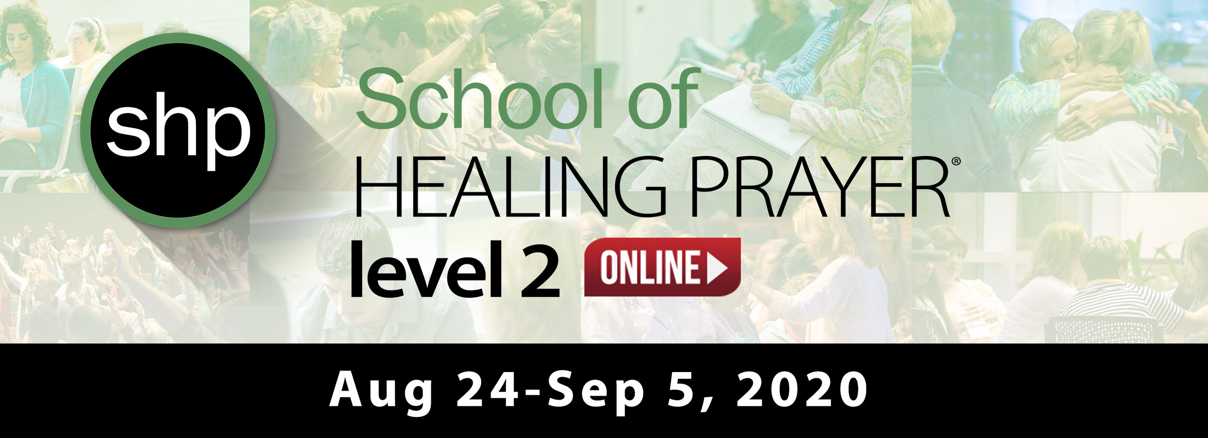 SHP Level 2 Online August 2020