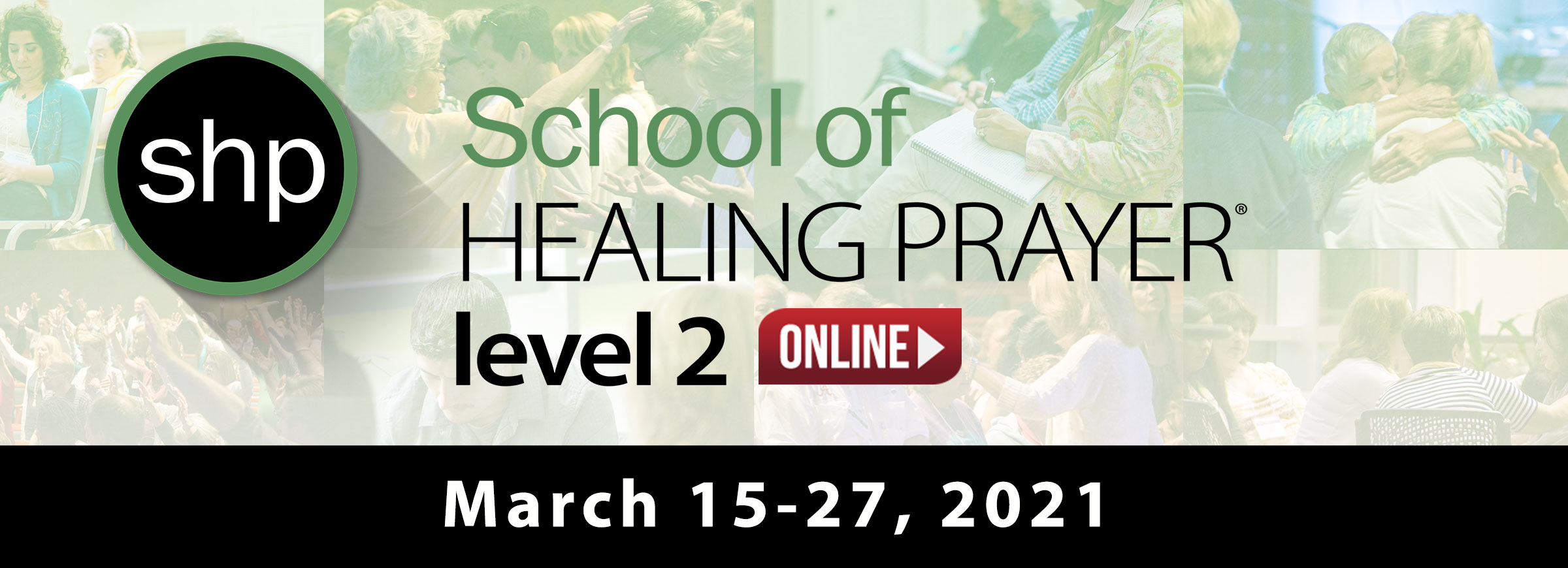 SHP Level 2 Online March 2021
